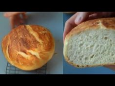 Best No Knead Bread Recipe We just tried this and it's the best bread recipe ever!!!