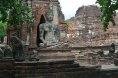 Ayuthaya- Ancient city of thailand