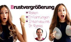 Brustvergrößerung - Brust OP - Risiken, Kosten, Ausland, meine Erfahrung...