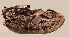 Roman calceus - vindolanda
