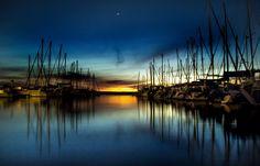 Amazingly good evening by Nauta Piscatorque