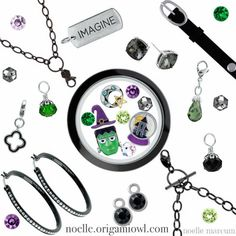 #Fall 2014 Origami Owl collection - featuring #Swarovski signature hexagon #crystals, #earrings, twist faces for #lockets and more!    www.thisisyourstory.origamiowl.com