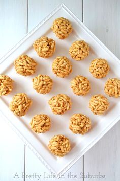 These fun little treats are so easy and quick to make.  They take 10 minutes at the most - try w/ WowButter