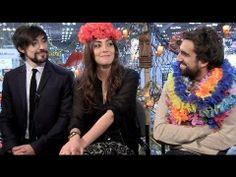 Intervista molto divertente a Blake Ritson, Carolina Guerra e Gregg Chillin per #CbrTv al #NYCC 2013! http://youtu.be/xyiAgz9l0P8 (Video in Lingua Originale) #DaVincisDemons