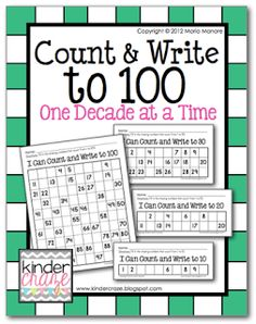 This will be a perfect addition to my 100th Day of School lead-up activities and my 100th Day activities...super, reasonably priced product!