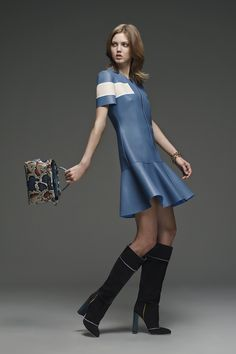 look 34. Fendi. Love! Love! Love!