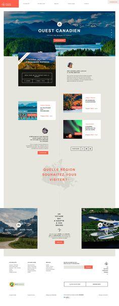 Parcours Canada - Los websites de la semana 2# 01/2016