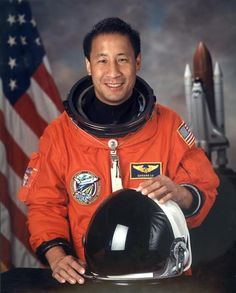 Ed Lu - Wikipedia Nasa Space Center, Nasa Astronauts