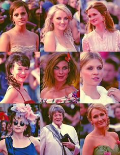 Hogwarts Alumni: Harry Potter Cast Ladies