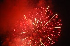 Where to view fireworks in Naperville.