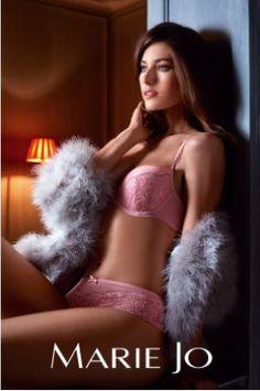 Marie Jo Alessandra Padded Balconette Bra - Gabriella Sandham Lingerie & Swimwear