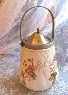 Lovely Antique Jar, I think a sugar or jam jar ? Bonn Germany, Sugar Jar, Jam Jar, Biscuit Cookies, Butler Pantry, Rose Cottage, Jars, Canning, Barrels