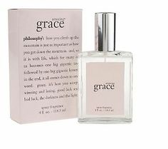 {Best Fragrance Nominee} philosophy super size amazing grace spray