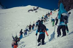 Athletes confirmed for Swatch Freeride World Tour by The North Face