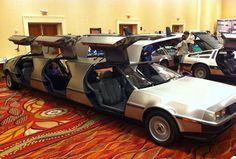 DeLorean-limusiini.