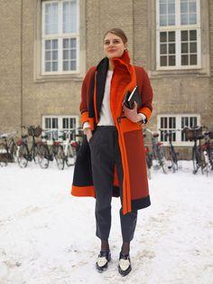 COPENHAGEN – fashion week AW 14
