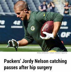 Jordy ' s back
