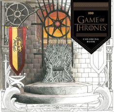 O livro para colorir do Game of Thrones está a chegar! #got #livros #gameofthrones http://bicho-das-letras.blogspot.pt/2016/08/o-livro-para-colorir-oficial-da-guerra.html