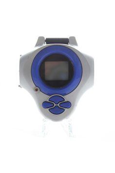 Bandai Digimon Digivice D-Power Version 1 Bleu - Blue