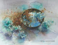186) Yuko NAGAYAMA.(Née en 1975) Japonaise - De L'ART et C'EST ...