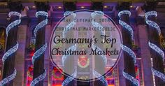Germany's Top Christmas Markets