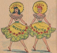 Vintage Mexico