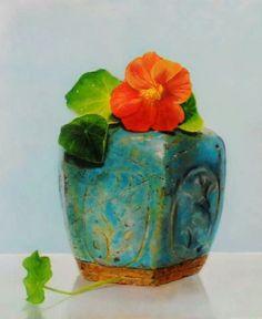 Kess Blom. World Class Painter.
