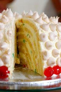 Welmoed Visser maakte deze taart voor de taartenbakwedstrijd van het Festival der Zoete Verleidingen 2014