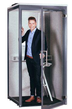 #puhelinhuone #phonebooth #vetrospace #toimistokalusteet #officedecoration #offices #officedeco #toimistosisustus