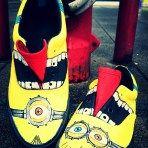 Fanart-es- zapatillashechasamano- zapatillaspintadasamano-zapatillas