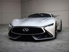 Infiniti Concept Vision Gran Turismo: the design