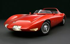 1962 Corvair Monza SS