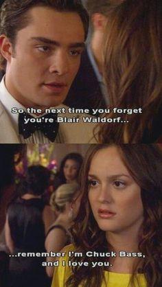 Chuck aaaah 💕