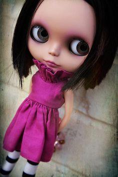 Blythe doll...