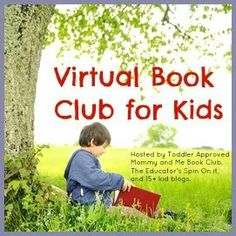 Virtual Book Club for Kids- Great link for extension activities to go with fairy tales and picture books. VWG