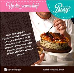 Día del trabajador pastelero #delicious #Postres #Puebla www.facebook.com/ElPostreDeRosy