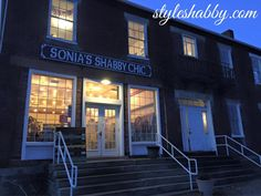 West Overton Village! Always new painting tips, new junk money chalk paint colors, and DIY projects at styleshabby.com!