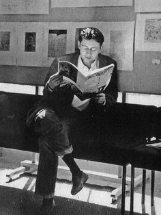"""Writer, filmmaker, instigator, and revolutionary, Guy Debord is probably best known for his involvement with the Situationist International (McKenzie Wark calls him their """"secretary"""") a… Guy Debord, Situationist International, Carl Zeiss Jena, Charles Darwin, Paradox, Portrait Photo, Filmmaking, Literature, Writer"""