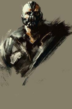 1. i FREAKING LOVE THIS MOVIE! 2. Whoever did the casting for the Batman trilogy needs an award... because seriously they're a genius! Tom Hardy, Heath Ledger, amazing. 3. I love this art!