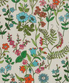 Liberty Art Fabrics Lola Wisselberg X Tana Lawn