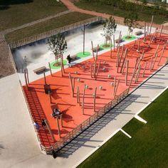 CLOS LAYAT PARK BASE Landscape Architecture