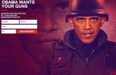 Ted Cruz's campaign: 'Obama wants your guns'