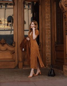 In my Shopping Bag // Wrap Dresses - Pretty Little Fawn Look Fashion, 90s Fashion, Fashion Models, Vintage Fashion, Fashion Outfits, Womens Fashion, Fashion Tips, Runway Fashion, Winter Fashion