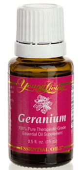 Young Living Geranium essential oil for a hot tub - no chemicals *4 drops geranium, 4 drops eucalyptus, & 4 drops peppermint oil about once a month. I will never use chemicals again*