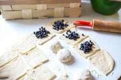 Babičkine čučoriedkové knedličky – Tchibo Feta, Dairy, Cheese