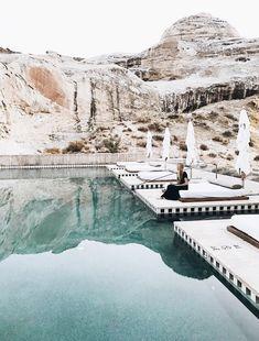 the prettiest poolside