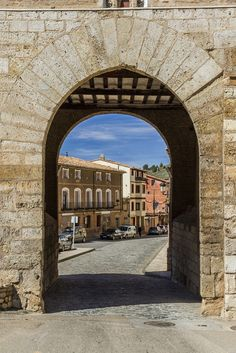 All sizes | Daroca, Puerta Alta. | Flickr - Photo Sharing!