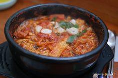 KoreanRamen 삼청동맛집 라면땡기는날 짬뽕라면