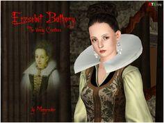 Erzsebet Bathory costume