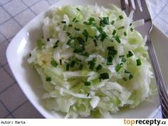 Coconut Flakes, Low Carb Recipes, Salad Recipes, Potato Salad, Smoothie, Cabbage, Grains, Spices, Vegetables